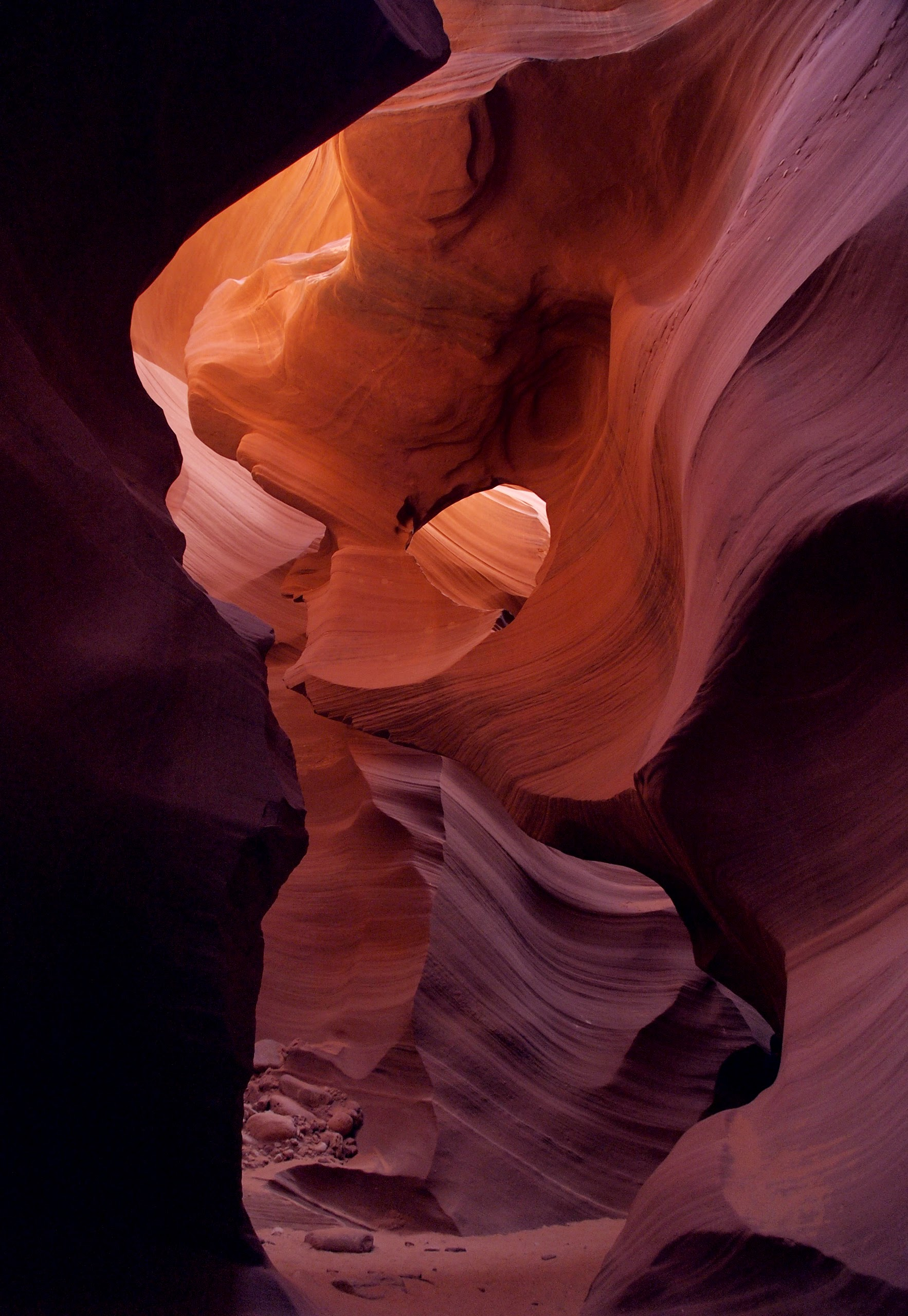 More shots from the Lower Antelope Canyon