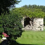 Château de Saint-Clair-sur-Epte : vestiges