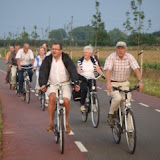 RCM 2009-2010: Fietstocht