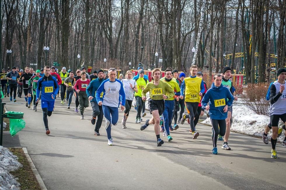 Фотографии. Пробег, посвященный Дню 8 Марта