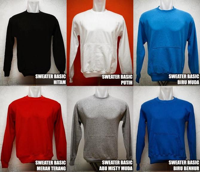 Sweater Polos Malang