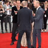 ENTSIMAGES.COM - Jude Law, Melissa McCarthy and Jason Statham at the Spy - UK film premiere Odeon Leicester Square London 27th May 2015 Photo Mobis Photos/OIC 0203 174 1069