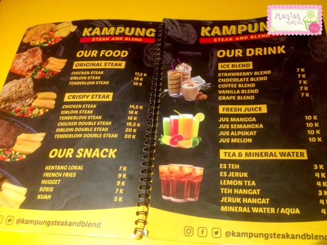 maniak-makan-kampung-steak-and-blend-solo-menu
