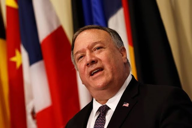 Chinese Government Imposes Sanction on Pompeo, Trump's aide, Banon and 26 Others