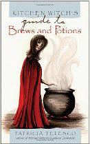 Cover of Patricia Telesco's Book A Witchs Beverages and Brews Magick Potions Made Easy