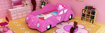 Harga Tempat Tidur Anak Motif Mobil Murah
