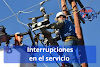 VEREDAS DE VILLAVICENCIO Y ALGUNOS MUNICIPIOS DEL META SE AFECTARÁN CON INTERRUPCIONES EN LA ENERGÍA