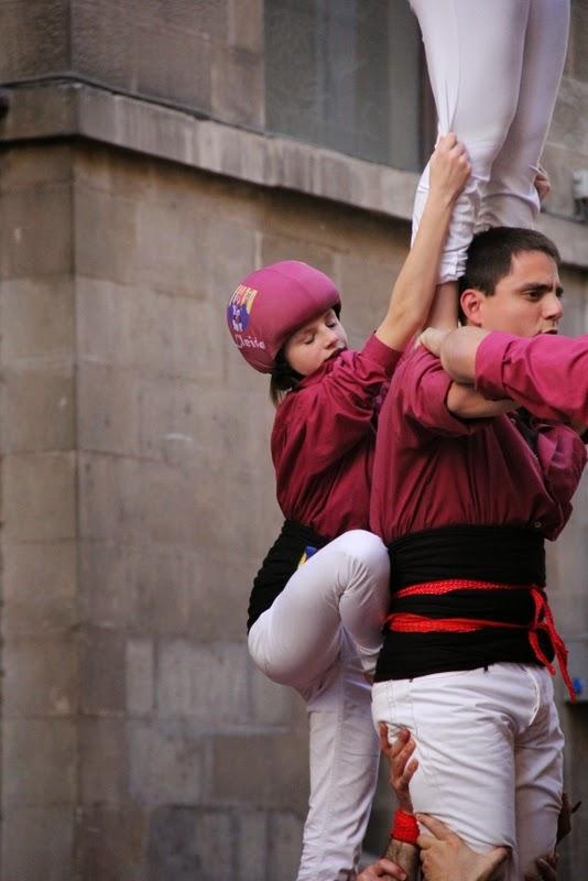 19è Aniversari Castellers de Lleida. Paeria . 5-04-14 - IMG_9399.JPG