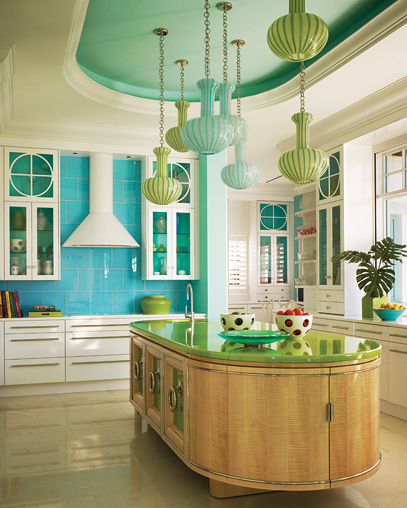 Cool Kitchen Designs Fab Fings