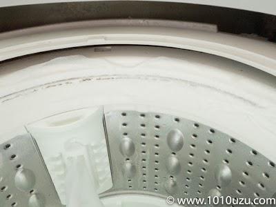 塩素系漂白剤で湿布
