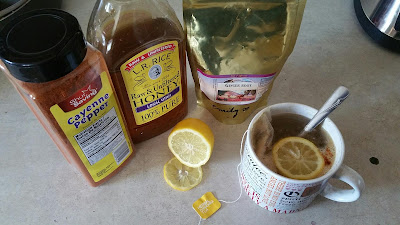 Stress Sick Tea Recipe