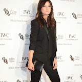 WWW.ENTSIMAGES.COM -   Daisy Lowe  arriving at       IWC Schaffhausen and BFI London Film Festival - private dinner at Battersea Evolution, London October 7th 2014Swiss watch brand and British Film Institute host party to celebrate their three year partnership.                                                Photo Mobis Photos/OIC 0203 174 1069
