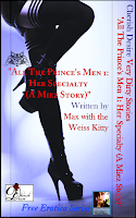 Cherish Desire: Very Dirty Stories Free Erotica Series: All The Prince's Men 1: Her Specialty (A Miez Story), Miez, Max, erotica