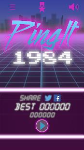 PingIt 1984 - náhled