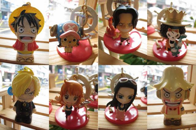可愛公仔大集合2-LV5.5 新人類樂園海賊王主題餐廳