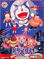Doraemon - Nobita Và Hành Tinh Muông Thú