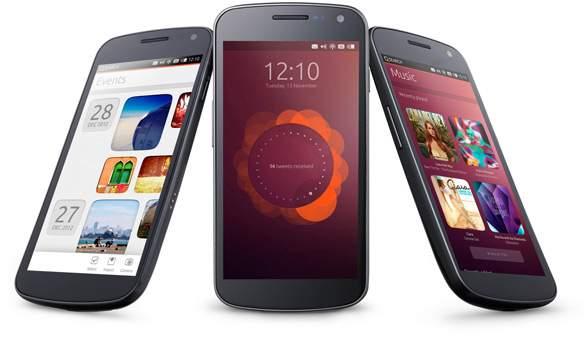 Así lucen las aplicaciones de Ubuntu para móviles