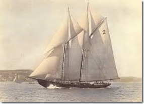 bluenose ship