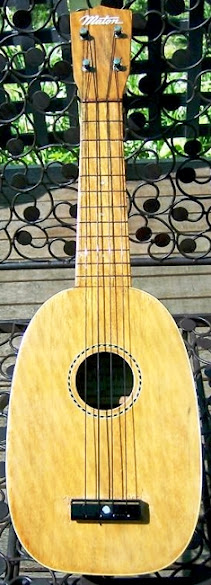 1960's Model 1p Pineapple Ukulele