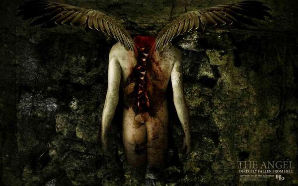 The Angel Directly Fallen From Hell, Evil Creatures 2