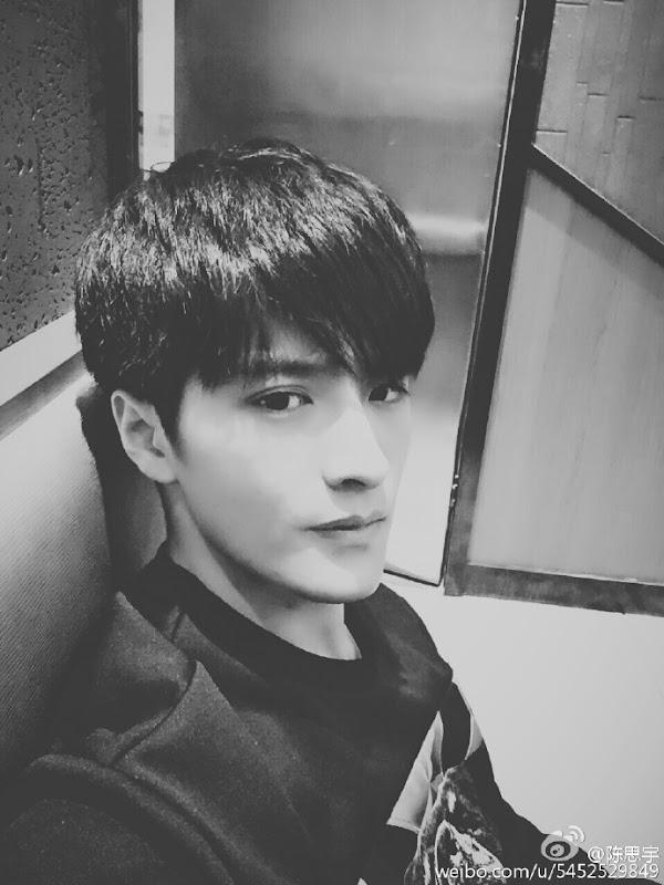 Chen Siyu China Actor