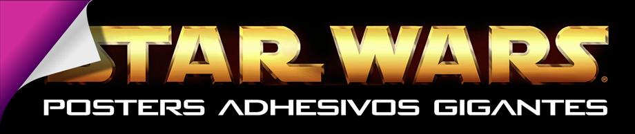 Star Wars Posters Adhesivos Gigantes Arteygraficadigital