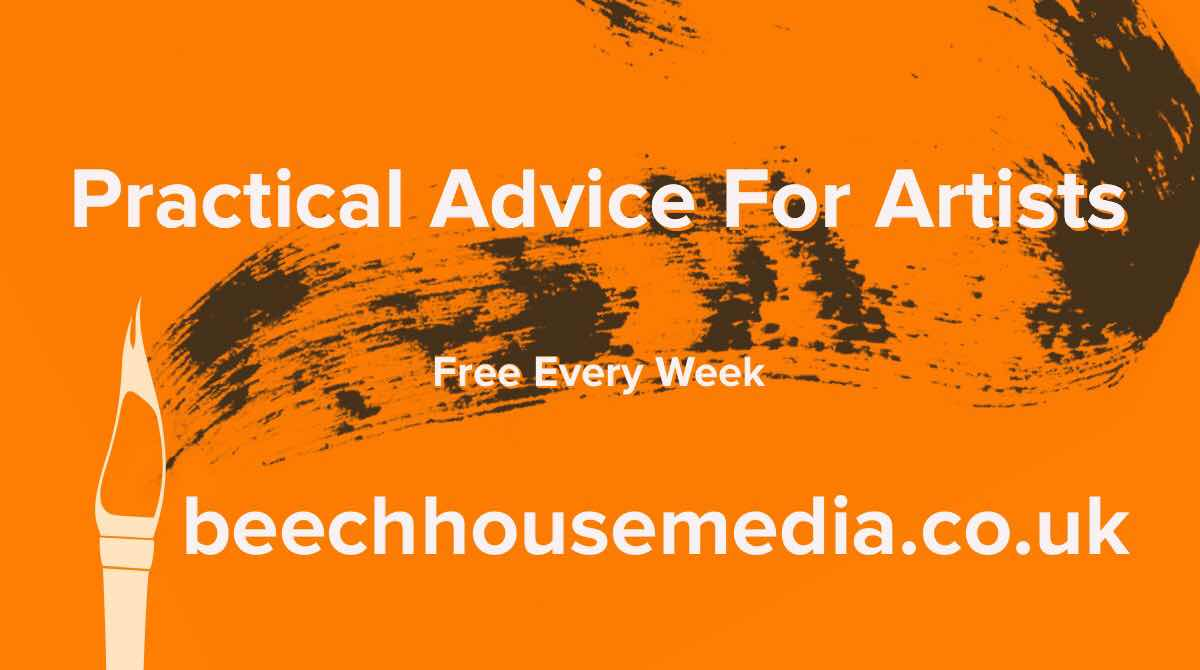 advice for artists beechhouse media