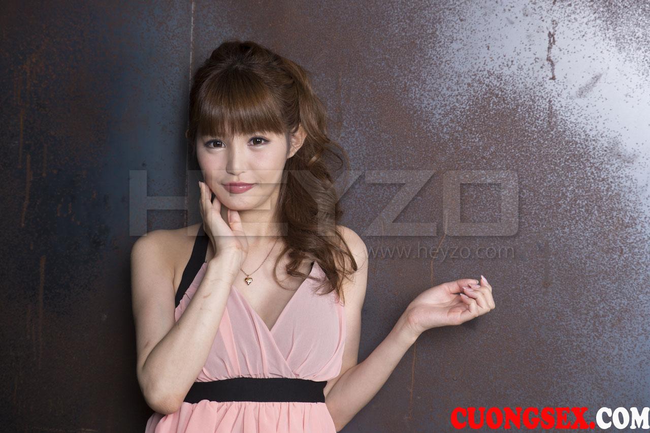 HEYZO-1371 – Phang em gái xinh vú bự cực đẹp