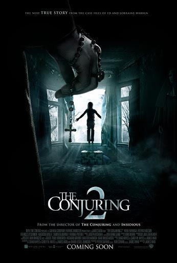 Το Κάλεσμα 2 (The Conjuring 2: The Enfield Poltergeist) Poster
