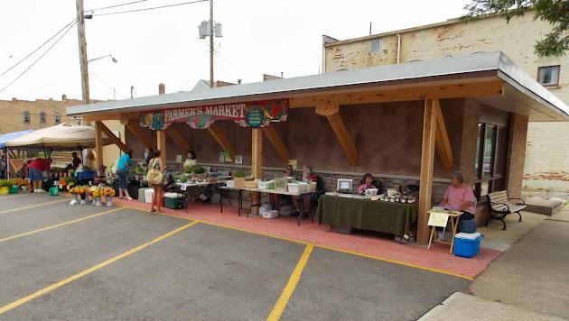 Sparta Wisconsin Farmers Market