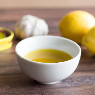 Lemon Anchovy Vinaigrette