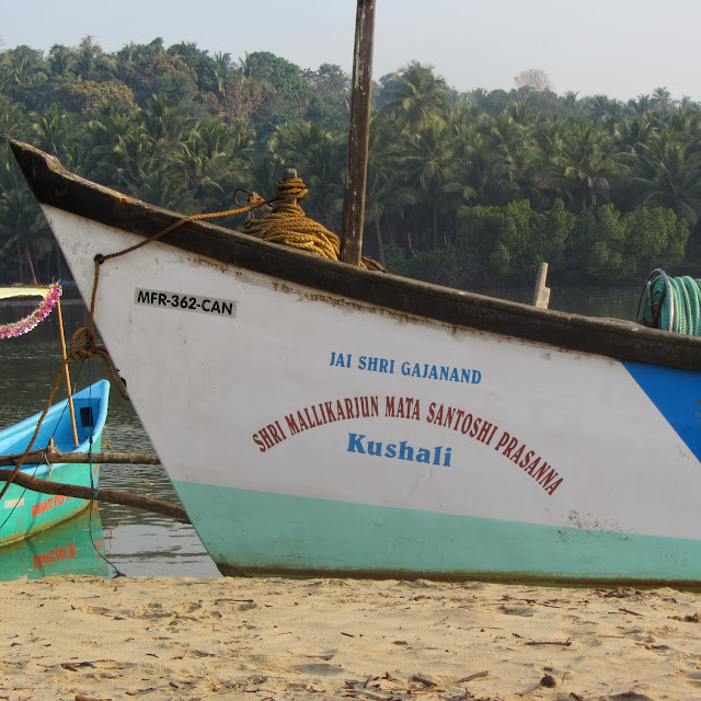 Agonda, Goa, India