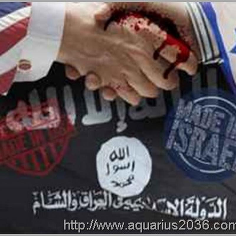 Estados Islâmicos, criado pelos EUA e Sionista para domínio do mundo Árabe
