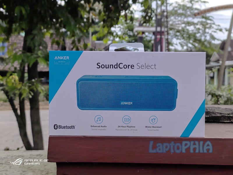 Review Anker Soundcore Select
