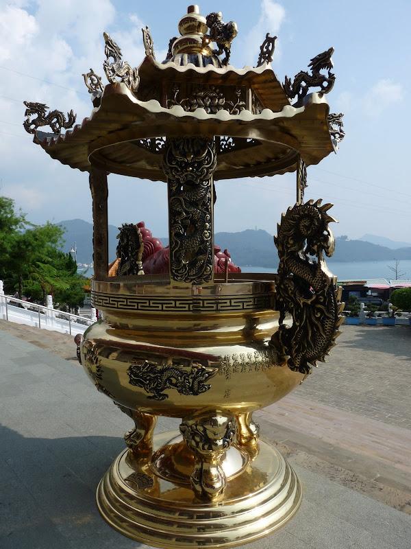 TAIWAN. Sun moon lake,Puli (région de Nantou) et retour à Taipei via Ylan - P1110024.JPG
