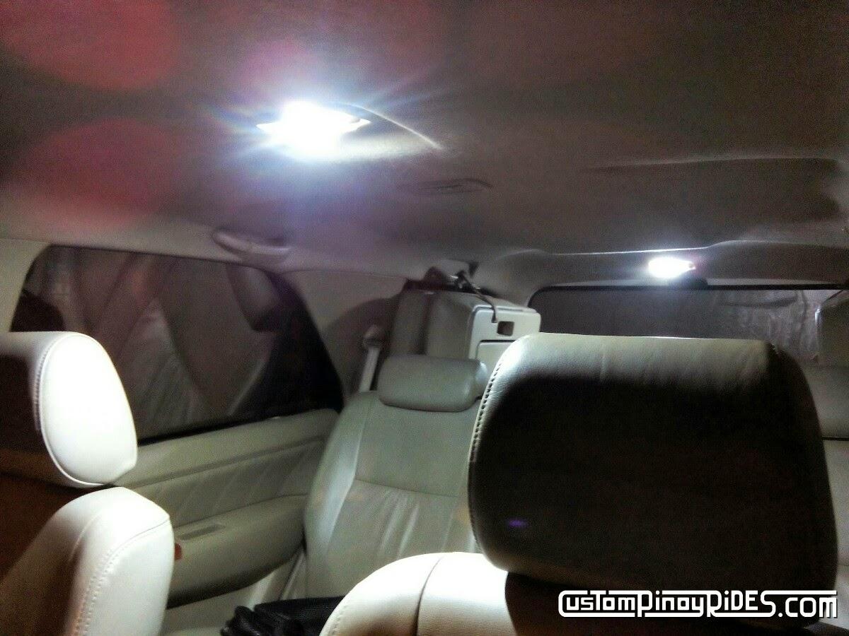 Improve Car Interior Lighting Via Led S Project Olaf