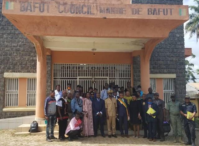 Mayor Bafut braves odd, Holds session in Bafut