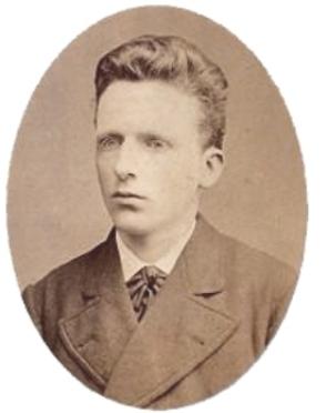 Theo van Gogh, 1878, Age 21