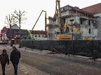 """Abriss der """"alten"""" Volksbank Marktplatz 1 in Osterholz-Scharmbeck (Jan 2015)"""