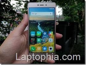 Penampilan Xiaomi Redmi 3X