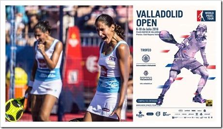 Las hermanas Sánchez Alayeto Campeonas en el WPT Valladolid Open 2016.