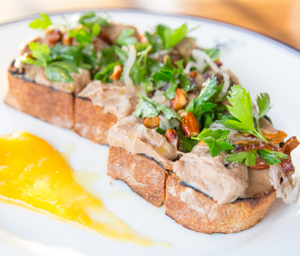 photo of Smoked Duck Liver Mousse