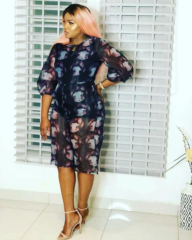 Omotola Jolade Latest Style Alert 2018