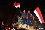 Sur la place Al Tahrir du Caire, les enfants font eux aussi leur révolution