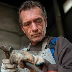 Vicente Gragera, hierro y fuego