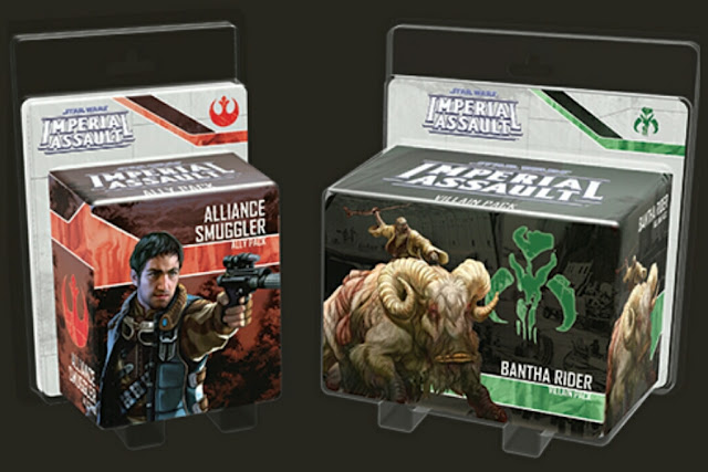 Wave 4 Imperial Assault y sus expansiones