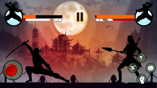 Shadow Combat Super Battle 2.0 screenshots 9