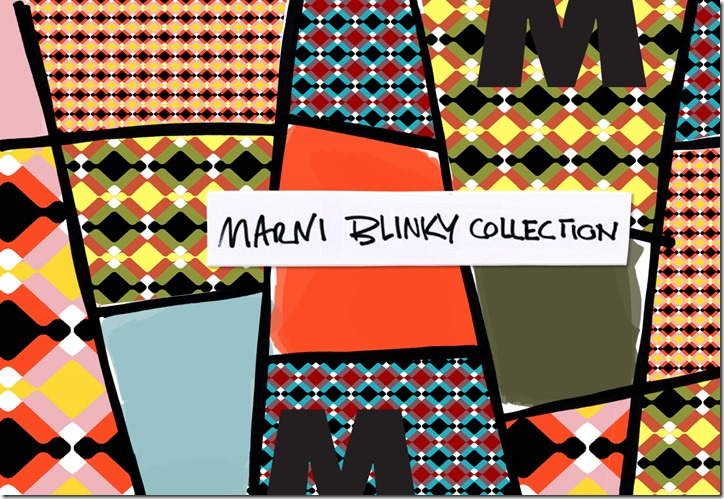 MARNI BLINKY COLLECTION XMAS 2016 - cards