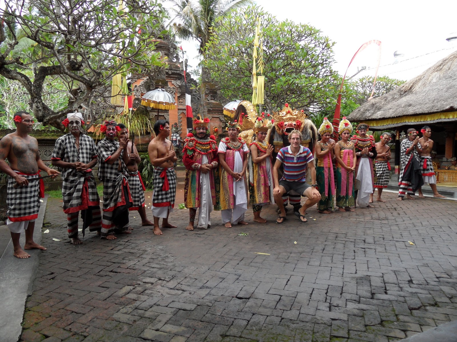 Rondreis - Oceanië & ZuidOost-Azië: maart 2011