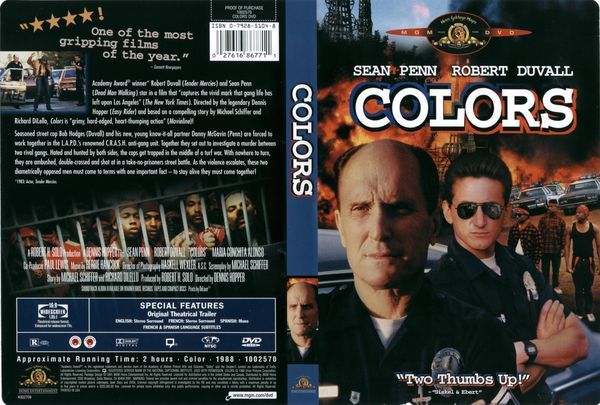 Colors – Latino, Inglés – DVD9